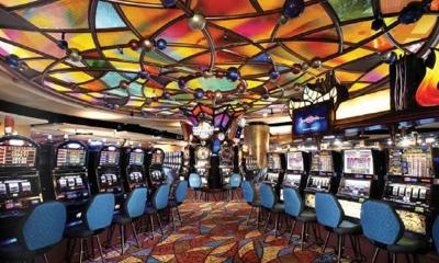 Lumonyx in a casino